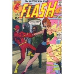 Flash Vol. 1 Issue 203