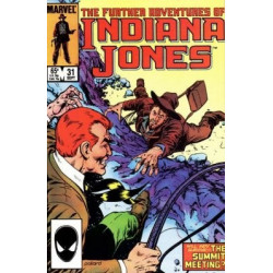 The Further Adventures of Indiana Jones  Issue 31