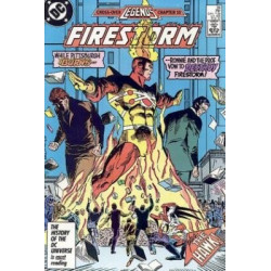 The Fury of Firestorm Vol. 1 Issue 56