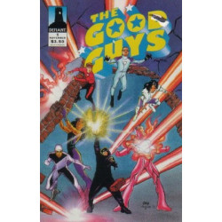 The Good Guys  Issue 1