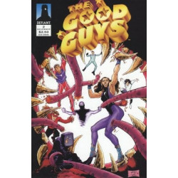 The Good Guys  Issue 2