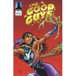 The Good Guys  Issue 4