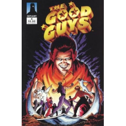 The Good Guys  Issue 6