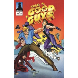 The Good Guys  Issue 7
