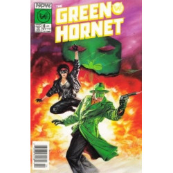 The Green Hornet Vol. 1 Issue 06