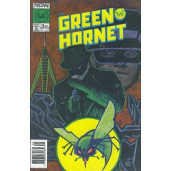 The Green Hornet Vol. 1 Issue 11