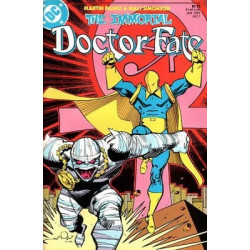 The Immortal Doctor Fate Issue 1