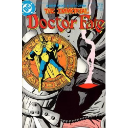 The Immortal Doctor Fate Issue 2