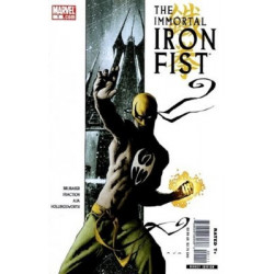 The Immortal Iron Fist  Issue 1