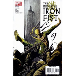 The Immortal Iron Fist  Issue 2