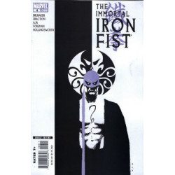 The Immortal Iron Fist  Issue 4