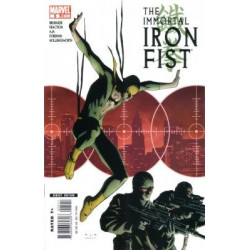 The Immortal Iron Fist  Issue 5