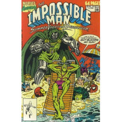 The Impossible Man Summer Vacation Spectacular Mini Issue 1