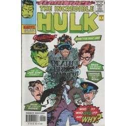 The Incredible Hulk Vol. 2 Issue -1