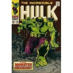 The Incredible Hulk Vol. 2 Issue 105