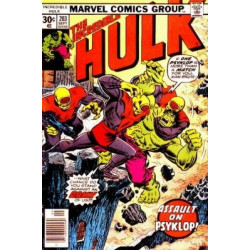 The Incredible Hulk Vol. 2 Issue 203
