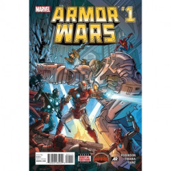 Armor Wars Issue 1
