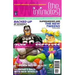 The Intimates  Issue 2