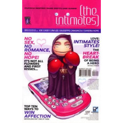 The Intimates  Issue 3