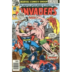 The Invaders Vol. 1 Issue 33