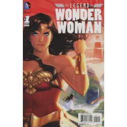 The Legend of Wonder Woman Vol. 2 Issue 1c