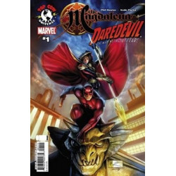 The Magdalena / Daredevil One-Shot Issue 1