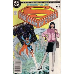 The Man of Steel Mini Issue 2