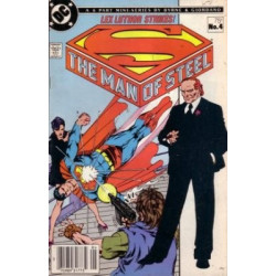 The Man of Steel Mini Issue 4