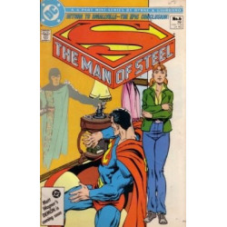 The Man of Steel Mini Issue 6