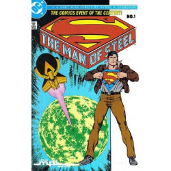 The Man of Steel: MPI Audio Edition  Issue 1