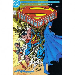 The Man of Steel: MPI Audio Edition  Issue 3