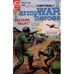 Army War Heroes  Issue 26