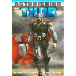 Astonishing Thor  Hard Cover 1