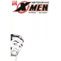 Astonishing X-Men Vol. 3 Issue 17b