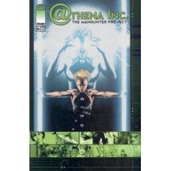Athena Inc.: The Manhunter Project  Issue 3