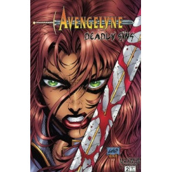 Avengelyne: Deadly Sins Mini Issue 2