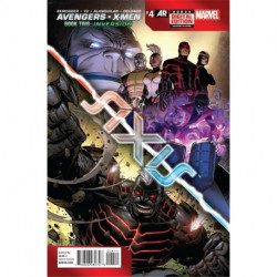 Avengers & X-Men: AXIS Issue 4