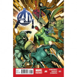 Avengers A.I.  Issue 01