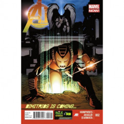 Avengers A.I.  Issue 02