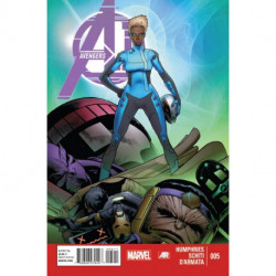 Avengers A.I.  Issue 05