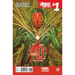 Avengers A.I.  Issue 08