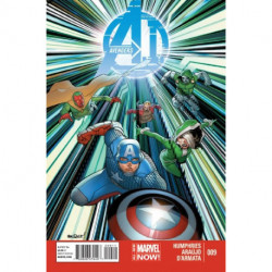 Avengers A.I.  Issue 09