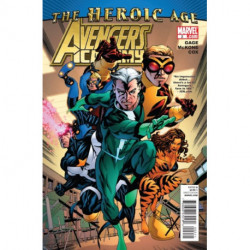 Avengers Academy Issue 02