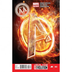 Avengers Arena  Issue 03