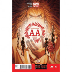 Avengers Arena  Issue 07