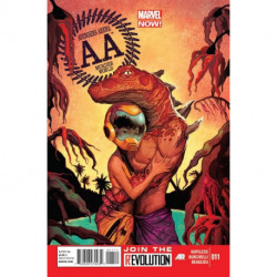 Avengers Arena  Issue 11