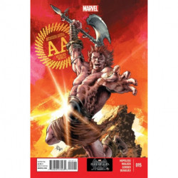 Avengers Arena  Issue 15
