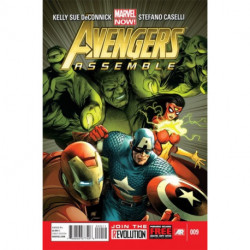 Avengers Assemble Issue 09