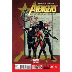 Avengers Assemble Issue 12