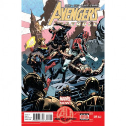 Avengers Assemble Issue 15